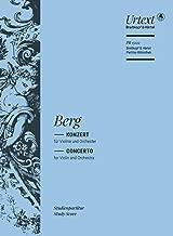 Violin Concerto - In Memory of an Angel - Breitkopf Urtext - study score - (PB 15122-07)