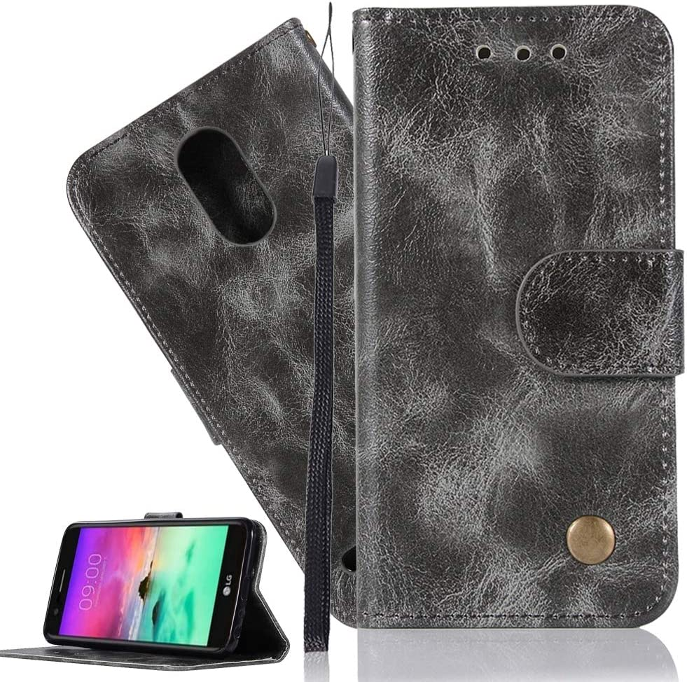 LG Stylo Max 45% OFF 3 Leather Case OFFicial site Wallet LS777 Minimalis ISADENSER