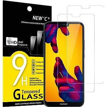 Conber 9H H/ärte Panzerglas Schutzfolie f/ür Huawei P20 Lite 2 St/ück H/üllenfreundlich Displayschutzfolie kompatibel mit Huawei P20 Lite