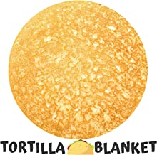 INNObeta Funny Food Blanket, Burritos Tortilla Blanket, Giant Flour Tortilla Throw Blanket for Adult, Round Burrito Wrap Blanket for Friends and Family, Soft and Comfortable Flannel Taco Blanket