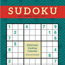 Sudoku Desk Calendar