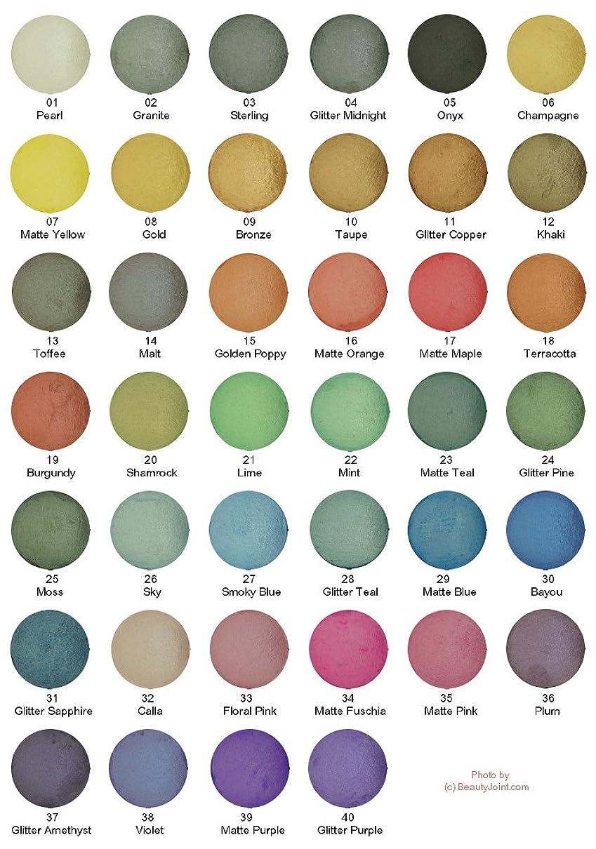柔らかい変換する消費KLEANCOLOR American Eyedol (Wet/Dry Baked Eyeshadow) - Bayou (並行輸入品)