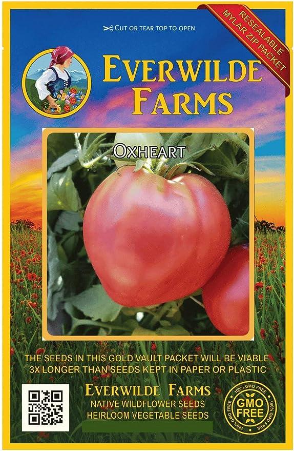 HONEYSWEET! 10+ seeds Heirloom Gold Crown Tomato