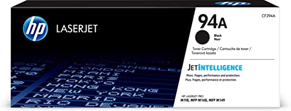 کارتریج تونر سیاه HP 94A (CF294A) برای HP LaserJet Pro M118، MFP M148