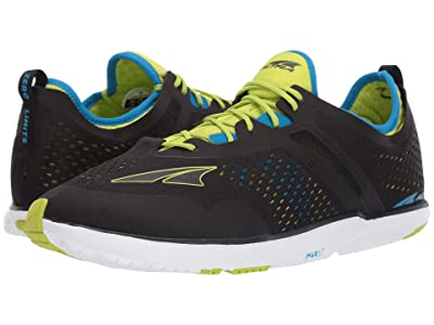 Altra Footwear Kayenta (Black/Lime) Men