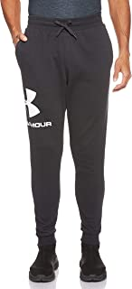 Under Armour Men's Rival Fleece Sportstyle Logo Jogger Pants