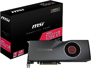 MSI Radeon 5700 XT 8G - Tarjeta gráfica (8 GB, GDDR6, 256 bit, 7680 x 4320 Pixeles, PCI Express x 4.0)