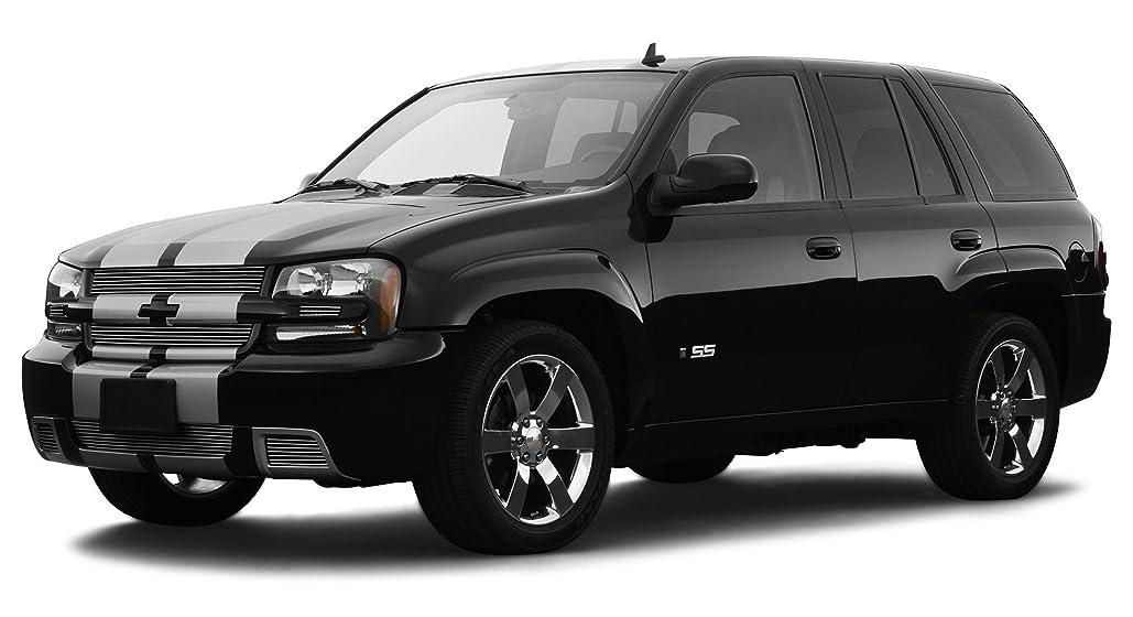 2007 Chevrolet Trailblazer Ss >> Amazon Com 2007 Chevrolet Trailblazer Reviews Images And