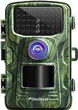 usogood Trail Camera 14MP 1080P No Glow Game Hunting Camera with Night Vision Motion..
