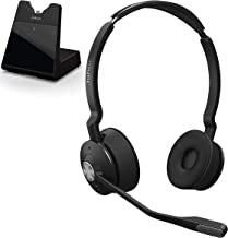 Sponsored Ad - Jabra Engage 75 Wireless Headset, Stereo – Telephone Headset with Industry-Leading Wireless Performance, Ad... photo