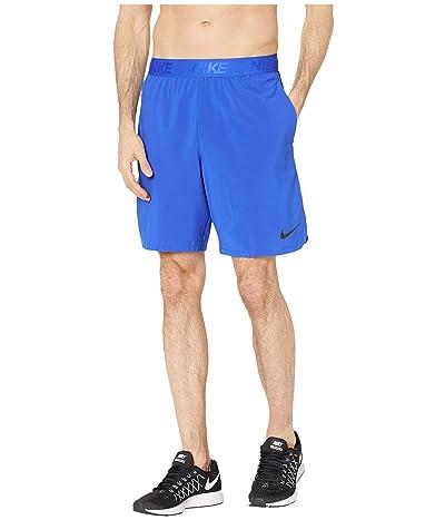 Nike Flex Training Short (Game Royal/Black) Men