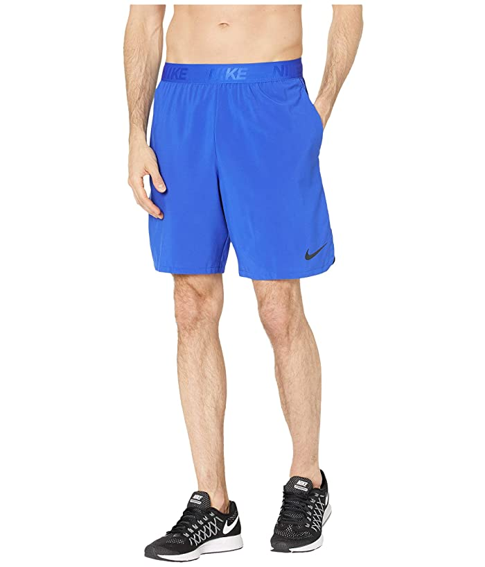 Nike Flex Training Short (Game Royal/Black) Men