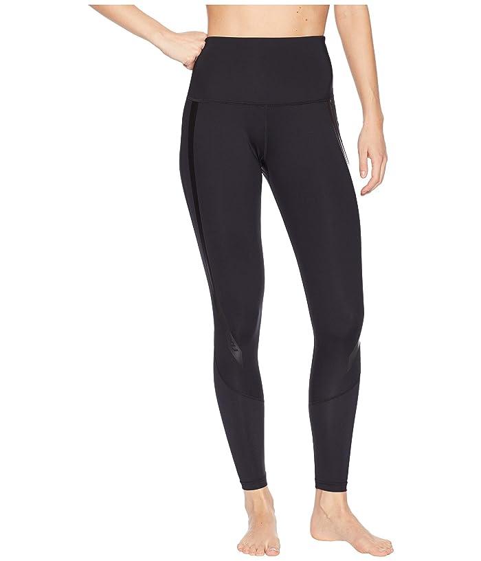 2XU Hi-Rise Compression Tights (Black/Nero) Women