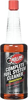 Red Line (60103) Complete SI-1 Fuel System Cleaner Gas and Injector Additive Treatment-15 oz Bottle