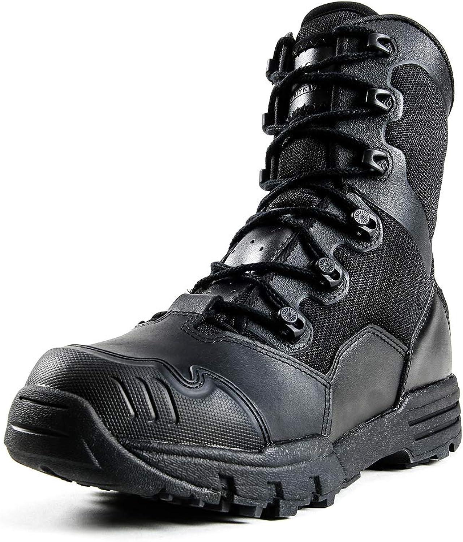 Antarctica Men's Outdoor Sports Leather Hiking shoes Walking Trekking Sneaker Waterproof Hiking Boots