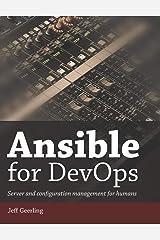 Ansible for DevOps: Server and configuration management for humans Paperback