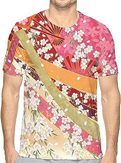 ドーベルマン Tシャツ メンズ クルーネック 半袖シャツ 男子トップス 面白い柄 吸汗速乾 日常カジュア着 個性