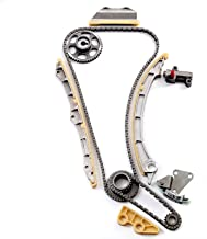 SCITOO Timing Chain Kit fits for Honda Accord Crosstour Acura TSX ILX 2.4L DOHC K24Z