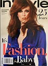 Instyle Magazine (September, 2019) Julianne Moore Cover