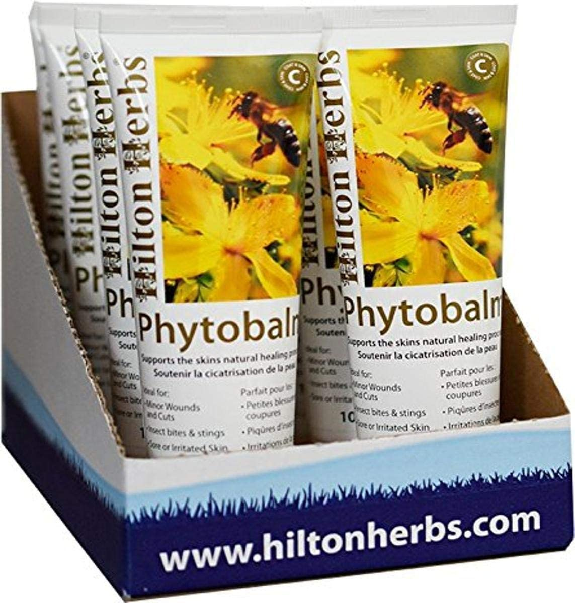 Hilton Manufacturer regenerated product Herbs Ranking TOP2 20014 Phytobalm 100g Wound Cream