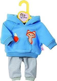 Dolly Moda Zapf Creation 870136 Dolly Moda Sport-Outfit Blau, Puppenkleidung 39-46 cm
