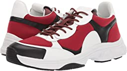 Red/Chocolate/Bright White Nappa Smooth Calf