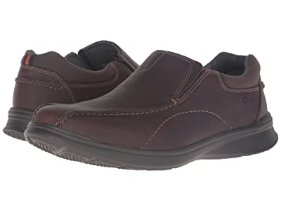 Clarks Cotrell Step (Brown Oily Leather) Men