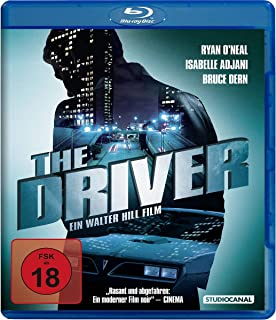 The Driver 1978 NON-USA FORMAT Reg.B Germany