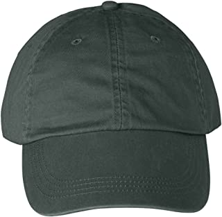 Anvil Solid Low-Profile Pigment-Dyed Cap (145)