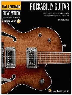 Hal Leonard Rockabilly Guitar - Stylistic Supplement To The Hal Leonard Guitar Method (Book/Online Audio)