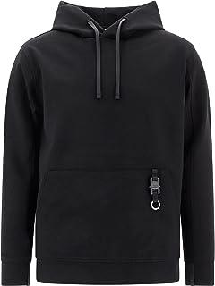 ALYX Luxury Fashion Mens AAMSW0033FA01BLK0001 Black Sweatshirt | Spring Summer 20