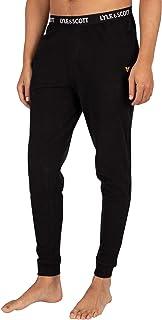 Lyle & Scott Men's Ezra Pyjama Bottoms, Black