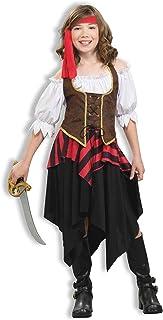 Buccaneer Sweetie Pirate Child Girls Costume Skirt Shipmate Shipwreck Cute NEW
