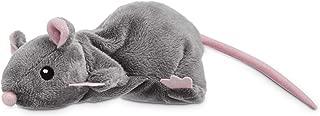 Leaps & Bounds Grey Rat Cat Toy, Gray
