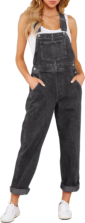LookbookStore Women's 67% OFF of fixed price Casual Stretch Denim Overalls Po Bib Pants Ranking TOP7