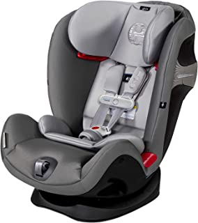 Cybex Eternis S All-in-One Car Seat with SensorSafe, Manhattan Grey, Standard