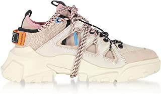 ALEXANDER MCQUEEN Luxury Fashion Womens 573012R26349078 Pink Sneakers | Fall Winter 19