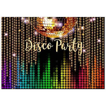 Retro 80s Hipster Birthday Banner Party Decoration Backdrop