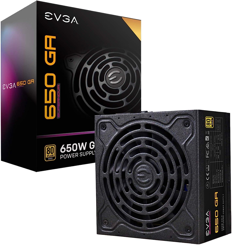 EVGA SuperNOVA 650 Ga Review