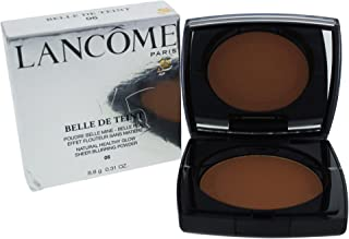 Lancome Belle De Teint Natural Healthy Glow Sheer Blurring Powder # 06 Belle De Cannelle, 8.8000000000000007 g