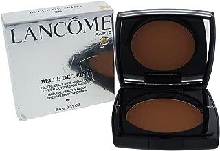 Lancome Belle De Teint Natural Healthy Glow Sheer Blurring Powder, No. 06 Belle De Cannelle, 0.31 Ounce