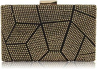 Womens Evening Clutches Bag Crystal Sparkly Evening Clutch Rhinestone Glitter Clutch Purse