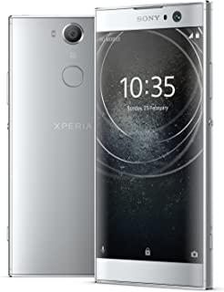 "Sony Xperia XA2 Factory Unlocked Phone - 5.2"" Screen - 32GB - Silver (U.S. Warranty)"