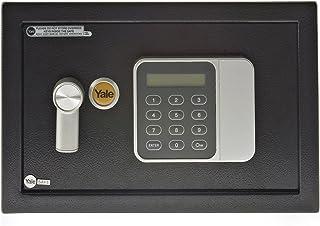 Yale YSG/200/DB1 Caja Fuerte Básica Hotel Pequeña, 200 x 310 x 200 mm