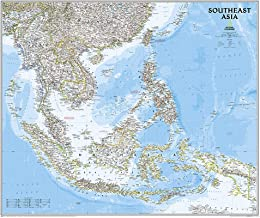 Best national geographic southeast asia map Reviews