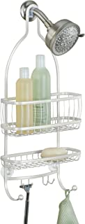Best shower caddy white plastic coated Reviews