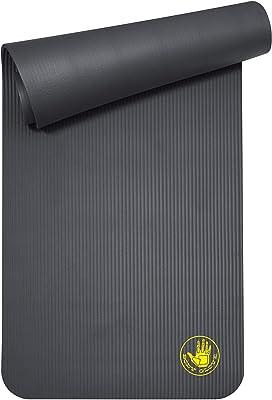 NBR Yoga Mat w strap 10mm