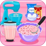 Collect the ingredients from the store ready to make your sandwiches. Slice the strawberry up and blend it ready to make your ice-cream. Mix together all your ingredients to bring together your tasty ice-cream flavour. Create and cook your sandwich m...