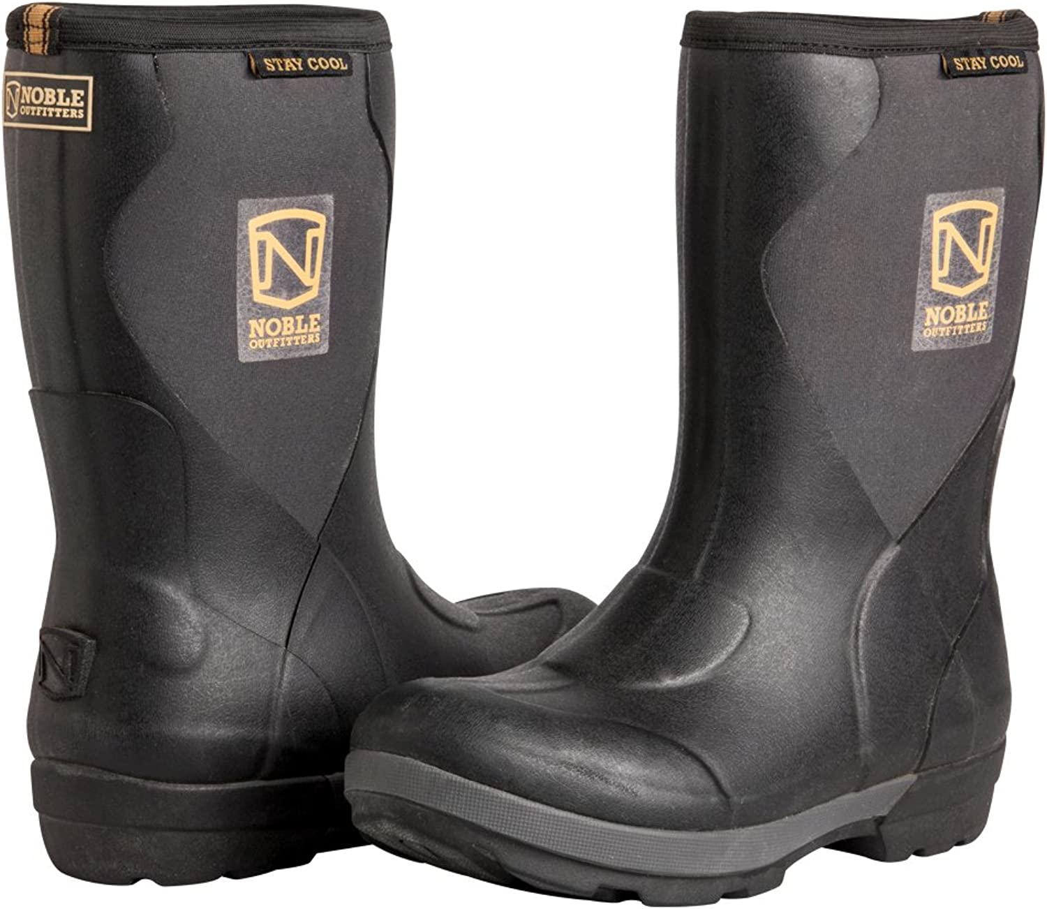 Noble Outfitters MUDS Stay Cool Womens Mid Boots