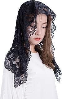 Women's Veil Catholic Church Chapel Veil Head Covering Latin Mass Veil